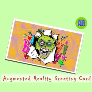 Augmented Reality Greeting Card