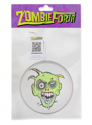"Ed ""The Dead"" ZombieLight official ZombieForia ™"